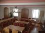 Tische für den Gemeindesaal Seelingstädt